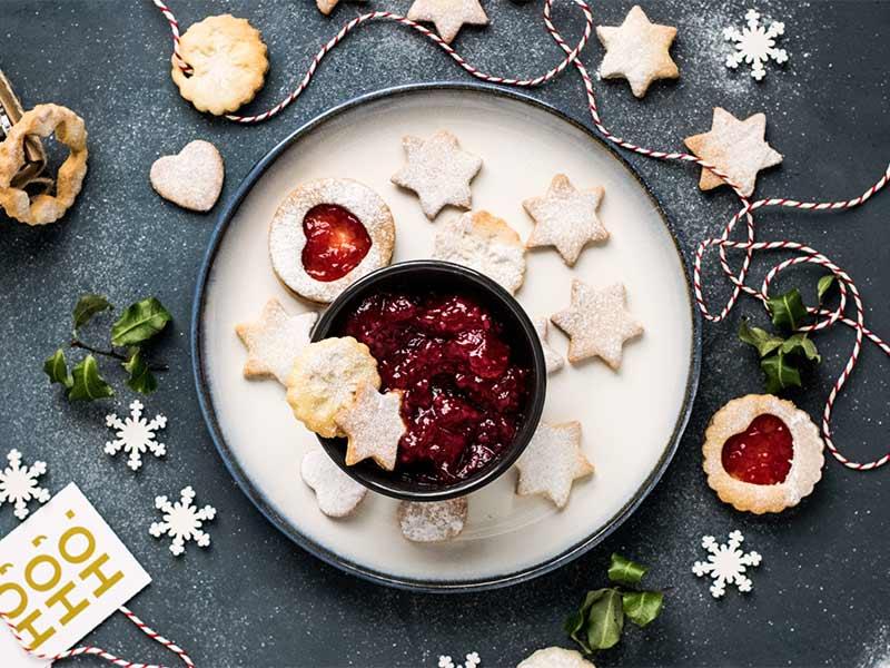 Weihnachten zuhause - Ausstechplätzchen-Rezept