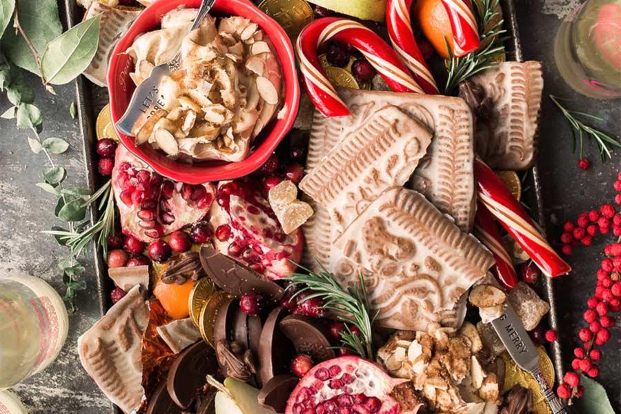 Weihnachten zuhause - Kochen & Backen